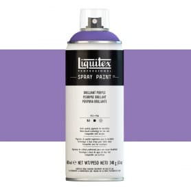 Púrpura Brillante Liquitex Spray Acrílico