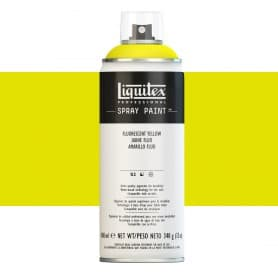 Amarillo Flúor Liquitex Spray Acrílico