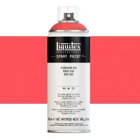 Rojo Flúor Liquitex Spray Acrílico