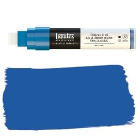 Azul Cerúleo Liquitex Paint Marker Punta Ancha