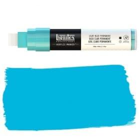 Azul Claro Permanente Liquitex Paint Marker Punta Ancha