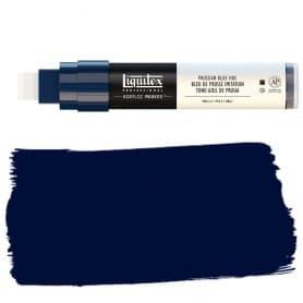 Azul de Prusia Liquitex Paint Marker Punta Ancha