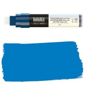 Azul Ftalo (sombra verde) Liquitex Paint Marker Punta Ancha