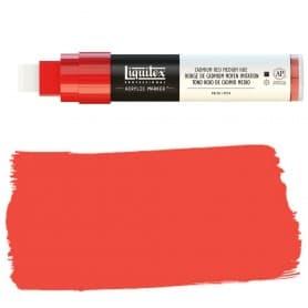 Rojo Cadmio Medio Liquitex Paint Marker Punta Ancha