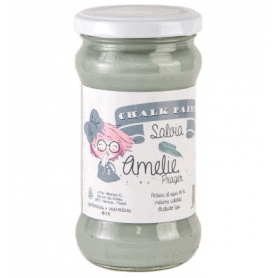Chalk Paint Amelie 280ml Salvia