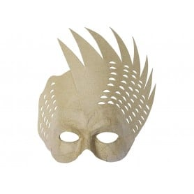Máscara Pájaro Décopatch