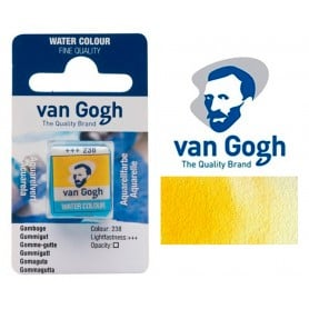 Gomaguta 238 Pastilla Acuarela Van Gogh