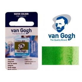 Verde Vejiga 623 Pastilla Acuarela Van Gogh