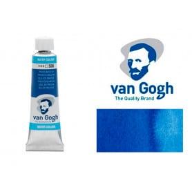 Azul de Prusia 508 Acuarela Van Gogh 10 ml