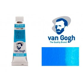 Azul Cerúleo Ftalo 535 Acuarela Van Gogh 10 ml