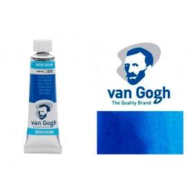 Azul Ftalo 570 Acuarela Van Gogh 10 ml