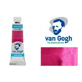 Violeta Rojo Permanente 567 Acuarela Van Gogh 10 ml