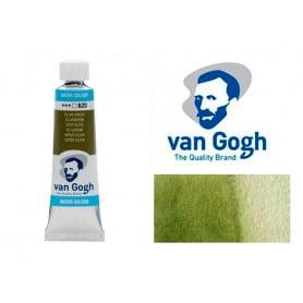 Verde Oliva 620 Acuarela Van Gogh 10 ml