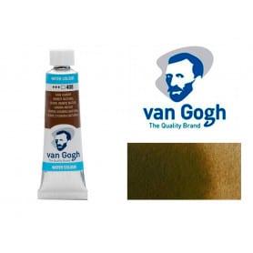 Tierra Sombra Natural 408 Acuarela Van Gogh 10 ml