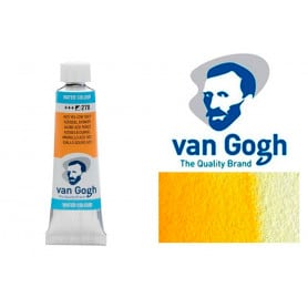 Amarillo Azo Oscuro 270 Acuarela Van Gogh 10 ml