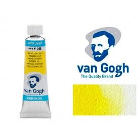 Amarillo Azo Claro 268 Acuarela Van Gogh 10 ml