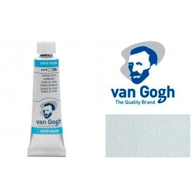 Blanco de China 108 Acuarela Van Gogh 10 ml