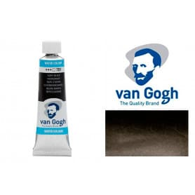 Negro Marfil 701 Acuarela Van Gogh 10 ml