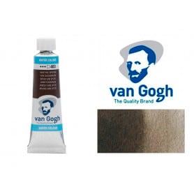 Pardo Van Dyck 403 Acuarela Van Gogh 10 ml