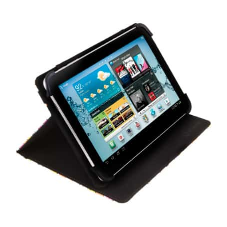 Funda Tablet Universal Cool Ice- Pop Rojo, SilverHT