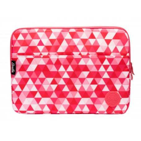 "Funda Sleeve Bag para Tablet y Portátil 13"" Rosa Smile"