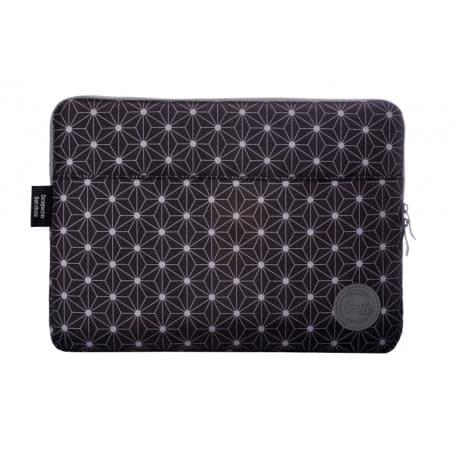 """Funda Sleeve Bag para Tablet y Portátil 13"""" Negro Smile"""