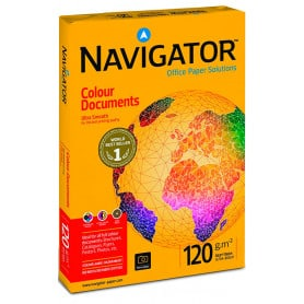 Papel Navigator colour documents 120 gr