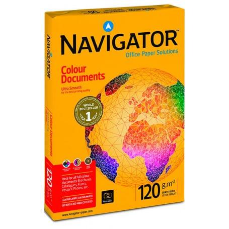 Papel Navigator colour documents 120 gr