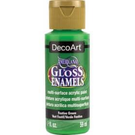 DecoArt Gloss Enamels 59 ml DAG230 Verde Fiesta