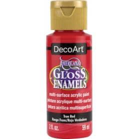 DecoArt Gloss Enamels 59 ml DAG67 Negro