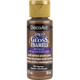 DecoArt Gloss Enamels 59 ml DAG245 Expresso
