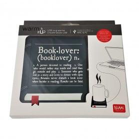 Calienta Taza USB BookLover Legami