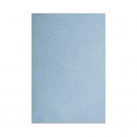 Fieltro Azul Claro 30x45 cm 4 mm de grosor