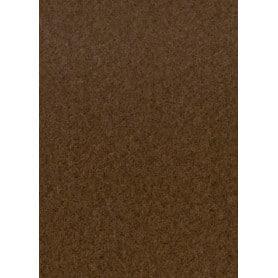 Fieltro Marrón Oscuro 30x45 cm 4 mm de grosor