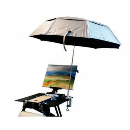 Paraguas de Montaje Especial Pintor
