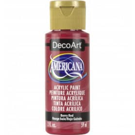 La Americana DAO19 Berry Red 59 ml