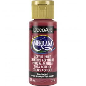 La Americana DAO18 Country Red 59 ml
