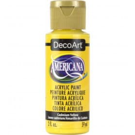 La Americana DAO10 Cadmium Yellow 59 ml