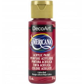 La Americana DAO20 Calico Red 59 ml
