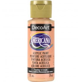 La Americana DAO23 Peaches 'n Cream 59 ml