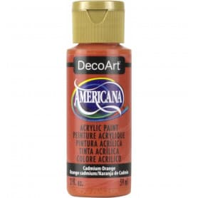 La Americana DAO14 Cadmium Orange 59 ml