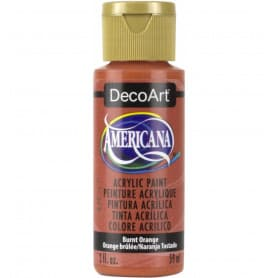 La Americana DAO16 Burnt Orange 59 ml