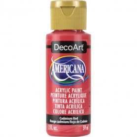 La Americana DAO15 Cadmium Red 59 ml