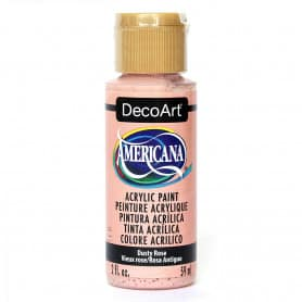 La Americana DAO25 Dusty Rose 59 ml