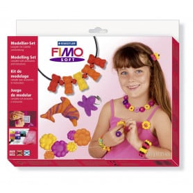 Fimo soft Set creativo `Star Model`