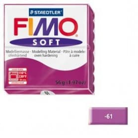 Fimo soft Purpura