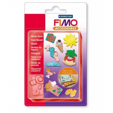 Molde Fimo figuras Holiday