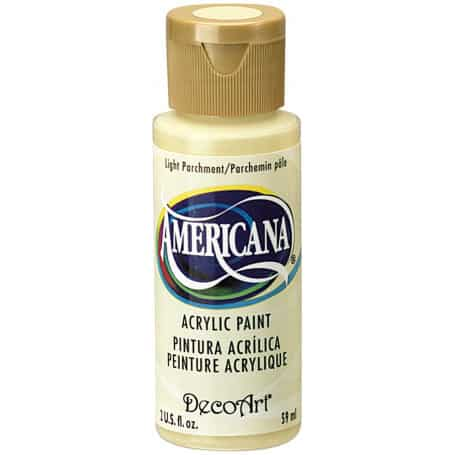La Americana DA243 Light Parchment 59 ml