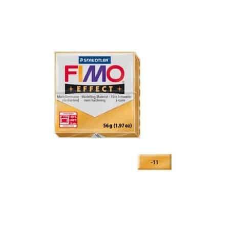 Fimo effect 56g Oro metálico Nº11