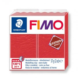 Fimo Leather-Effect Sandia 249